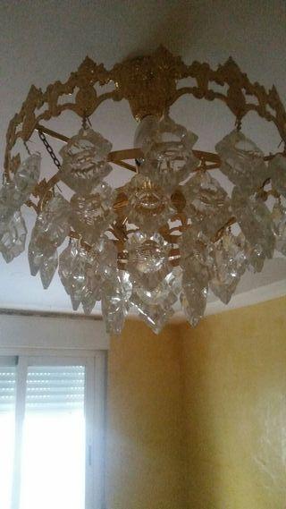 lampara techo vintage