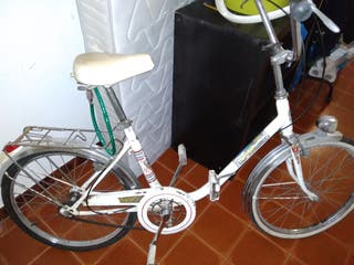 Bici plegable, bicicleta plegable torrot