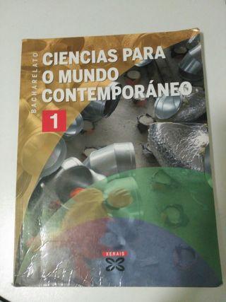 Ciencias para o mundo contemporáneo 1°BACH