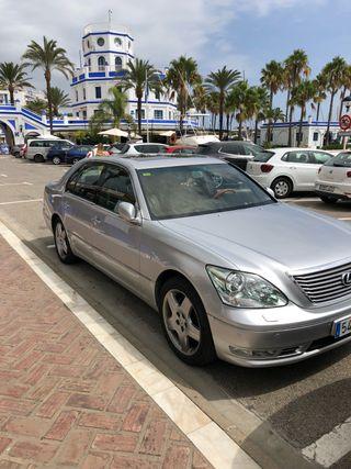 Lexus LS 2004