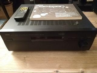 Procesador home cinema / sonido ambiental