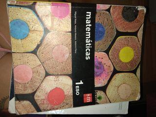 libro de matemáticas primero