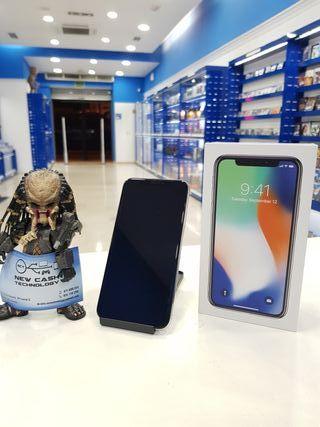 IPHONE X 64GB SILVER IMPOLUTO