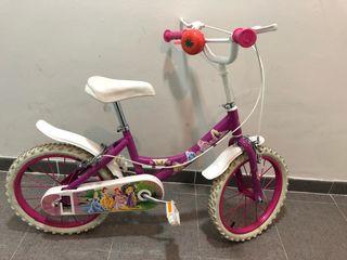 Bici Disney Princess 16''