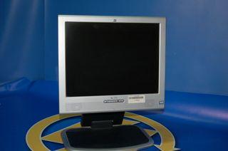 Pantalla monitor plegable HP-15 pulgadas LCD 1530