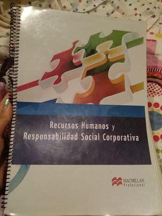Recursos Humanos y Responsabilidad Social Corpor.