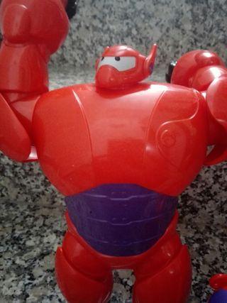 juguetes Big Hero