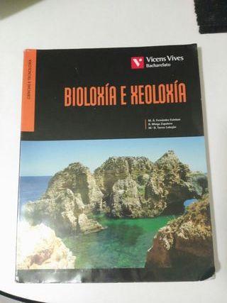 Biología e Xeoloxía 1°BACH