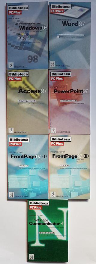 7 libros de informática