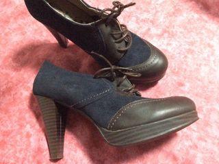 Nuevos,zapatos de piel.T37