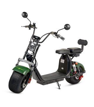Moto City Coco - Scooter Eléctrico De Ultima Tecno