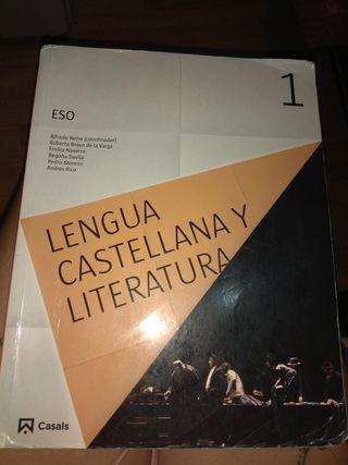 libro lengua y literatura primero eso