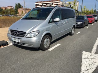 Mercedes Viano 2.0 Trend Activity