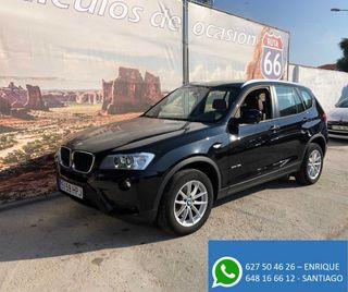BMW X3 X-DRIVE 1.8 D