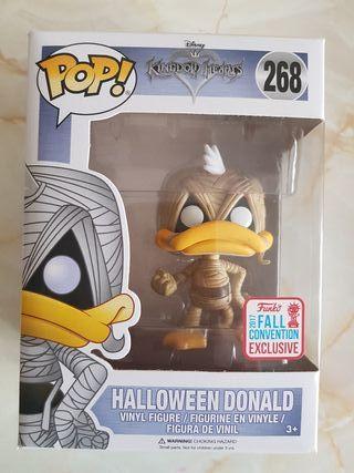 Funko Pop Halloween Donald exclusivo