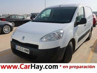 Peugeot Partner Furgon HDi 90 Confort Pack L1 66 kW (90 CV)
