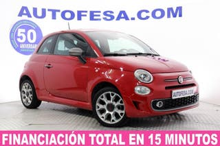 Fiat 500 S 1.2 8v 69cv 3p