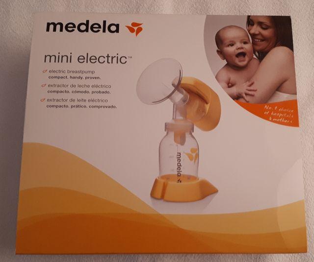 Extractor de leche materna. MEDELA