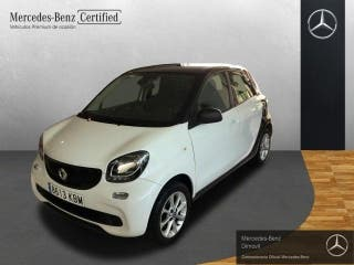 SMART forfour forfour Basis passion