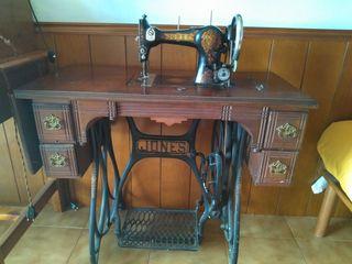 maquina de coser JONES