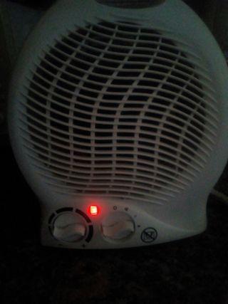 ventilador aire/calor