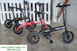 Bicicleta eléctrica Helliot Siam