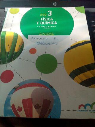 Libro 3°eso Fisica y Quimica