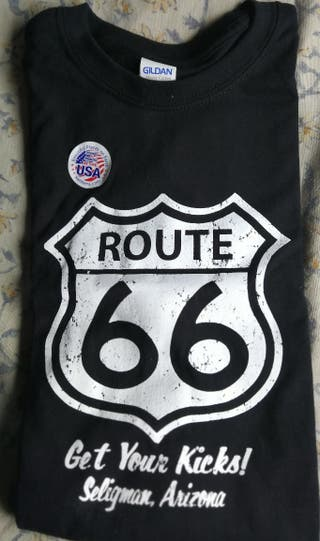camisetas NUEVAS auténtica RUTE 66