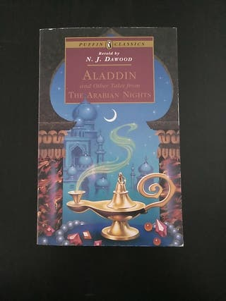 Aladín and other tales from the Arabian Nights