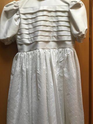 Precioso vestido de comunión