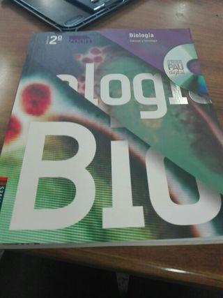Libro Biologia 2do Bachillerato Nacional