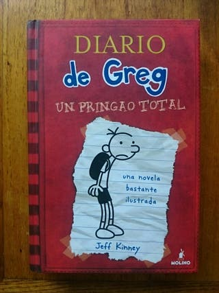 Diaro de Greg 1: Un pringao total