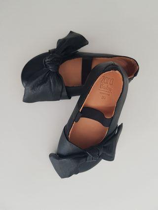De Piel 20 Zapato Nuevo Segunda Mano Sin Zara N Por Niña Estrenar qFIg5wA