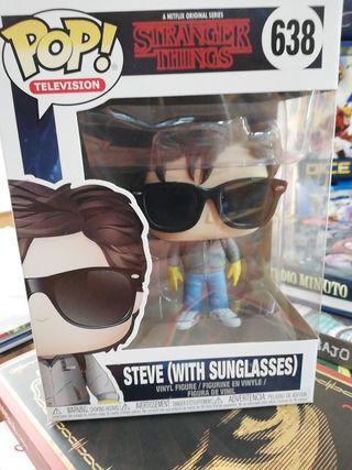 Figura Funko Pop Steve Stranger Things