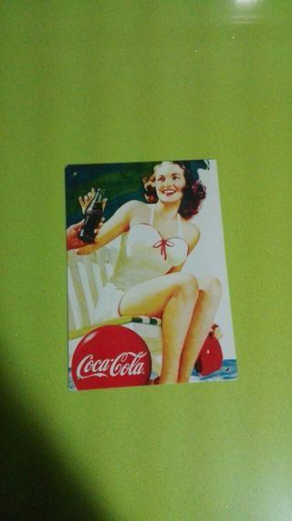 chapa Coca-Cola