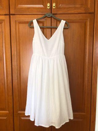 Precioso vestido blanco de Esprit!
