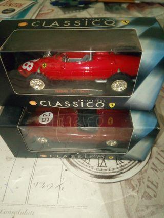 maquetas Ferrari Classico