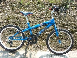 Bicicleta Bakugan