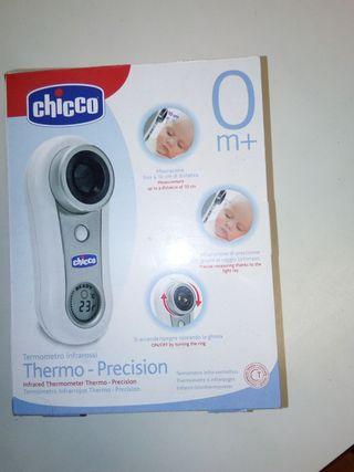termometro chicco por infrarrojos