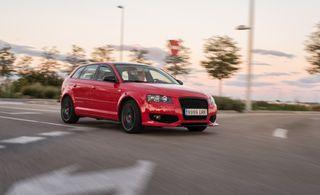 Audi A3 sporback 2.0Tfsi Quattro