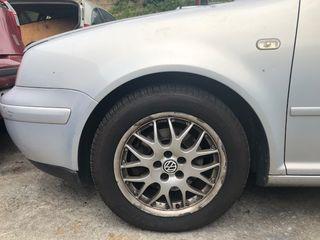 Llantas Volkswagen GOLF IV (versión GTI)