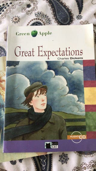 Libro lectura en inglés Great expectation