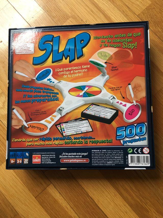 Juego De Mesa Slap De Segunda Mano Por 10 En Villanueva De La