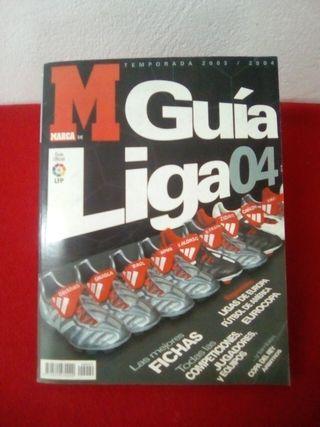 Guia Liga 2003-2004