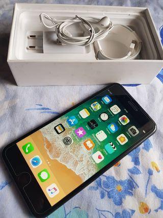 iPhone 7 Plus 256Gb Negro Mate Libre