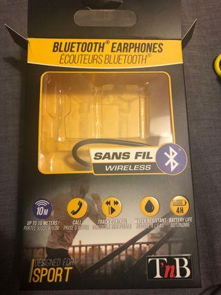 Auriculares inalámbricos Bluetooth earphones