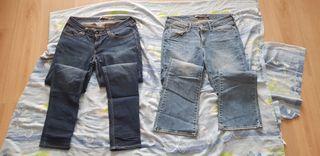 2 jeans levis pour femme