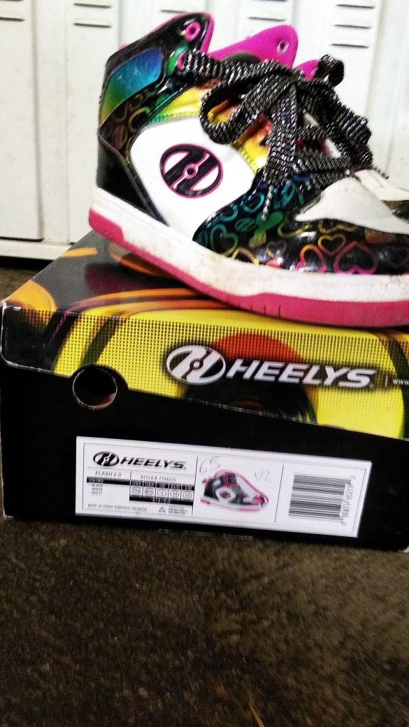 playeras heelys