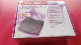 Fax Modem USB 56k Nuevo
