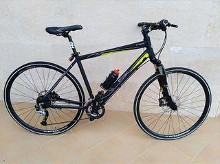 Bicicleta híbrida BH Silvertip Lite